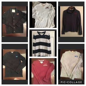 Winter Bundle Hollister and Abercrombie and Fitch